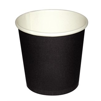WIN-WARE Disposable Hot drinks Cups/Mugs. Suitable for Teas, Coffees, Espresso and all Hot Beverages (4oz)