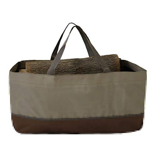 cesta leña grande fabricante QLIGHA