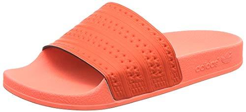 adidas By9905, Sandalia Slide Hombre, Red, 37 EU