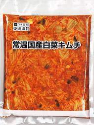 東海漬物 常温国産 白菜キムチ 400g