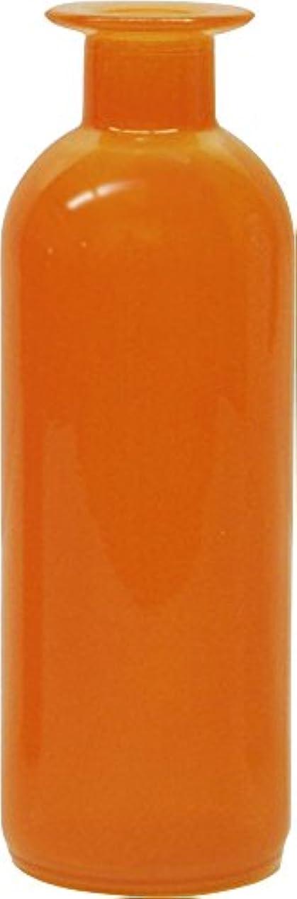 丸和貿易 花瓶 ヴェセリーグラース ボトルガラスベース イエロー 600148302