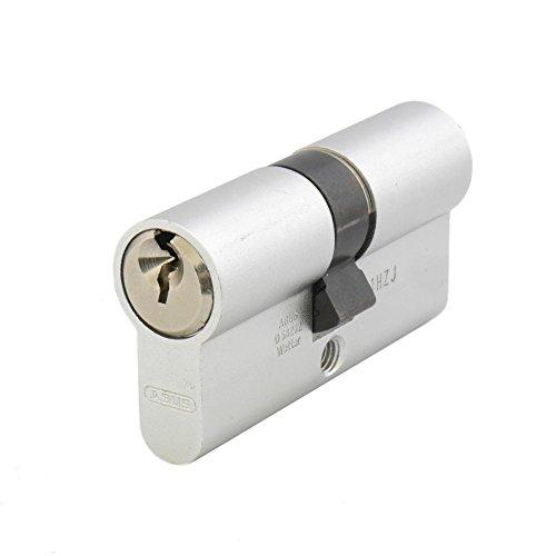 ABUS TITALIUM Doppelzylinder TI14 35/45 inkl. 3 Schlüssel, mit Not- und Gefahrenfunktion, Schließung TD00168