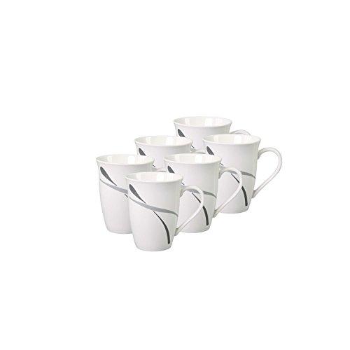 Kaffeebecher 6er Set Dacapo