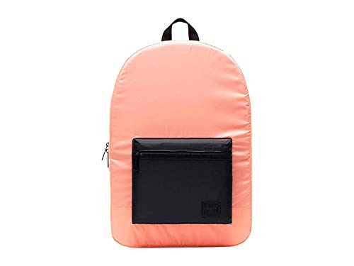 Herschel Packable Casual Daypack Neon OrangeBlack 1775 x 125 245L