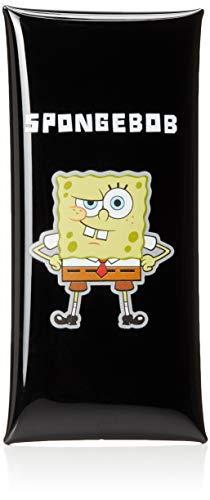 [スポンジ・ボブ] スポンジ・ボブ Sponge Bob クリアマルチケース msb-059b MSB- BK スポンジ・ボブ(MSB-059)