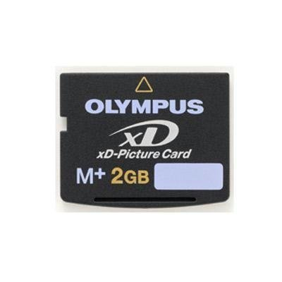 Olympus M+ 2 GB xD-Picture Card Flash Memory Card 202249 Retail package