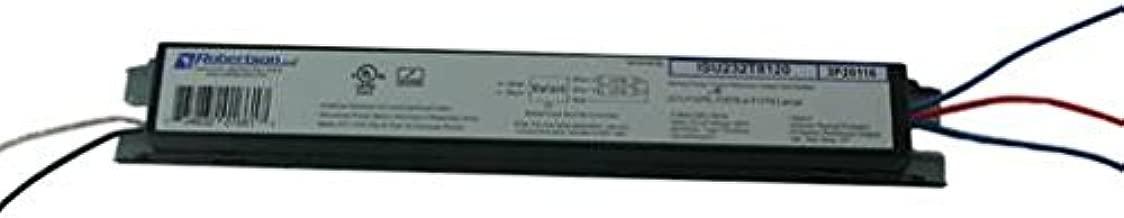 ROBERTSON 2P20116 Quik-Pak of 10 eBallasts, Instant Start, NPF, 1 or 2 Lamp F32T8, 120Vac, 60 Hz, Model ISU232T8120 BA (Replaces Robertson 2P20003, Model ISU232T8120 /B)