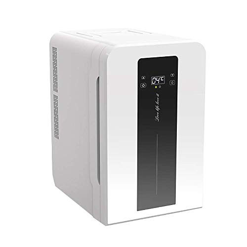 LXYZ Refrigerador de Coche de 22L, termostato de Pantalla Digital de Doble núcleo, Ultra silencioso, de bajo Ruido, Mini Nevera, Coche, hogar, Doble Uso, refrigeración, Caja de calefacción, Nevera