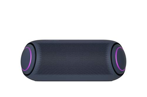 LG XBOOM Go PL7 Cassa Bluetooth Portatile - Altoparlante Speaker Bluetooth Waterproof IPX5 con Audio Meridian e Bassi Potenti, 24 Ore di Riproduzione, Comandi Vocali, Sound Boost e Dual Action Bass