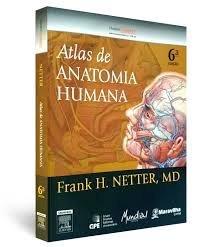 Netter - Atlas de Anatomia Humana 6ª edição - Elsevier