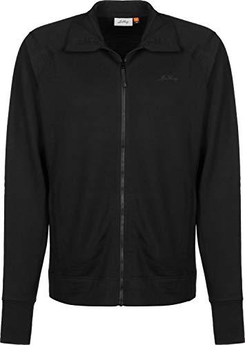 Lundhags Ullto Merino Mens Full Zip Jacket - Merinojacke/Fleecejacke
