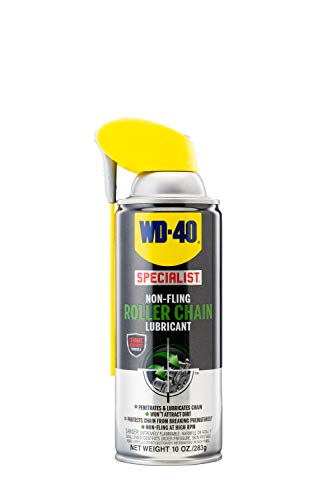 WD-40 Specialist Roller Chain Non-Fling Lubricant, 10 OZ