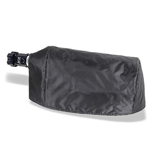 Nitrous Bottle Blanket Nitrous Oxide Systems Bottle Blanket Black for 10 lb