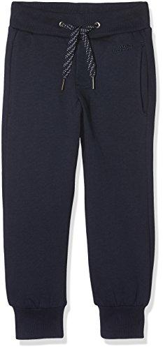 CMP Jungen Athleisurewear Hose aus elastischer Baumwolle, Black Blue, 164