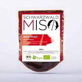 Schwarzwald Miso - Bio Reis Miso - 220g / DE-ÖKO-003