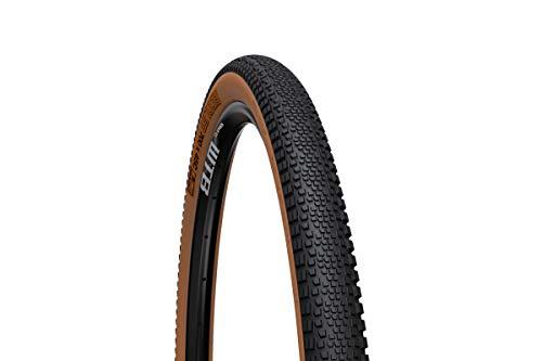 WTB Pneu 700x45c Riddler Tless Ready (Tcs Light) Flanc Skin Fahrradreifen, Schwarz/Beige, 700x45