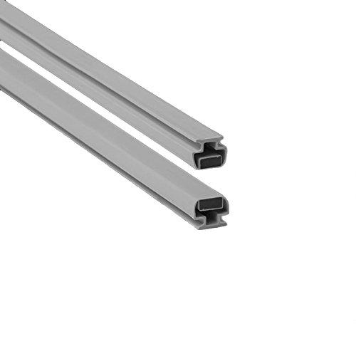 200cm EC-MAG-9-41 Guarnizione Magnetica Box Doccia in gomma (Grigio)
