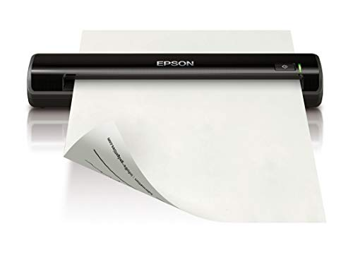 Epson WorkForce DS-30 Portable Document Scanner for PC and Mac, Sheet-fed, Mobile/Portable Photo #4