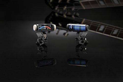 KORGギター/ベース用クリップチューナーSledgehammerProSH-PRO3Dビジュアル表示±0.1セントの高精度ストロボチューニング軽量コンパクト