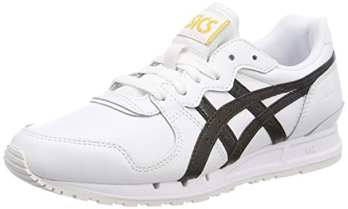 Asics Gel-movimentum 1192a002-100, Zapatillas Mujer, Blanco (White/Black 100), 42 EU