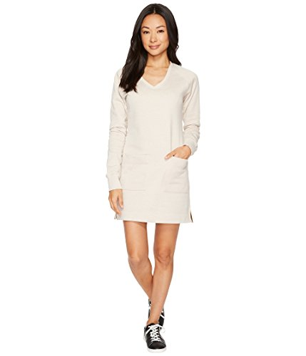 Lole Women's Hilary Dress Oatmeal Heather Medium