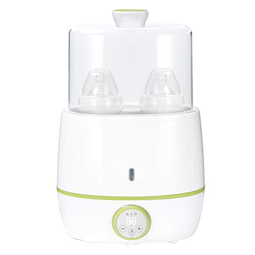 bottle warmer Good Store UK Baby Five Minutes Fast Heating Hot Milk Hot Food Supplement Disinfection Thermostatic Hot Milk Single Bottle Automatic Power Off Bottle warmregolatore Del LAT