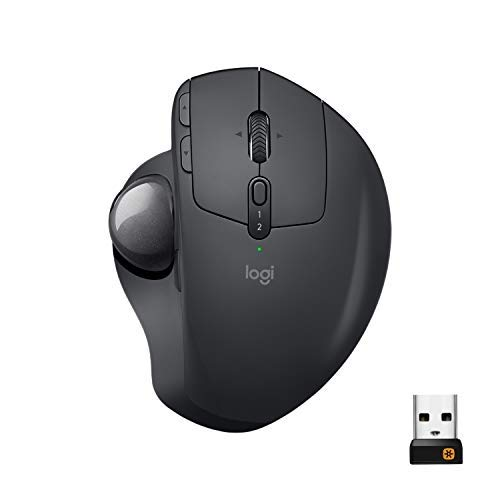 Logitech MX Ergo Wireless Trackball Mouse $86 $86.38