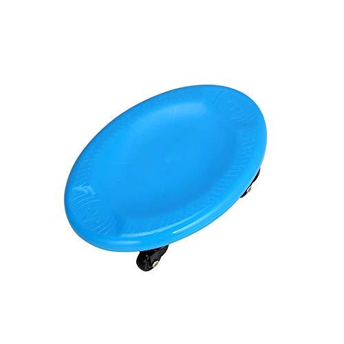 KFXL fujilun Ab Wheel - Vierscheiben-Unterleib für Männer mit Home Mute Abdominal Muscle Wheel 34x8x2cm AB Roller Bauchtrainer