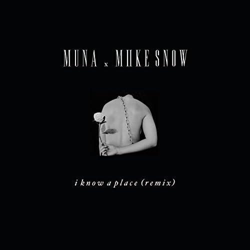 MUNA & Miike Snow
