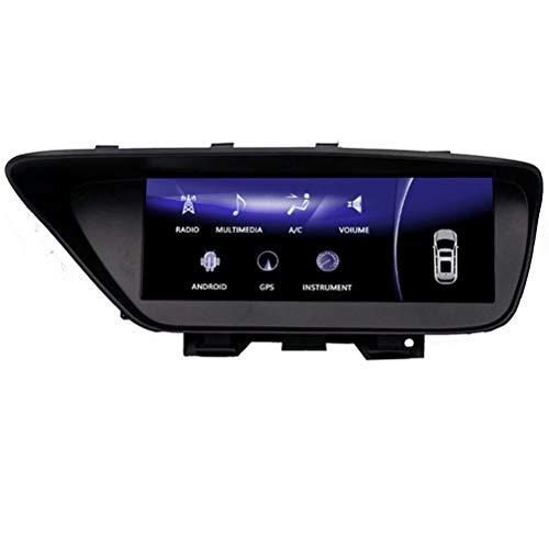 TOPNAVI Unité Principale 10,25 Pouces pour Lexus ES 2012 2013 2014 2015 Voiture Android 7.1 Radio Navigation GPS WiFi 3G RDS Lien de Miroir FM AM Bluetooth Audio Vidéo