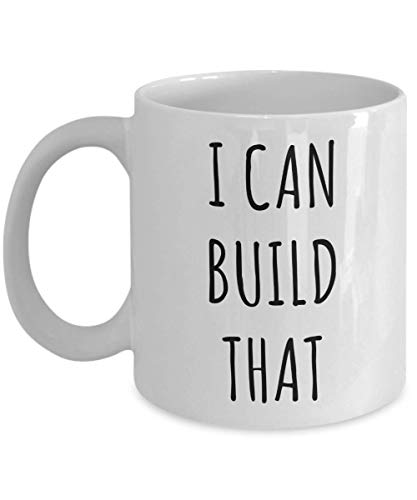 HollyWood & Twine Woodworking Gifts Carpenter Gift Woodworker Gift Woodworker Mug Coffee Cup Gift for Contractor Handyman Home Builder Idea