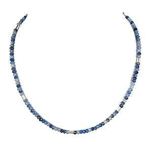 Blauquarz Kette Halskette