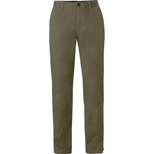 Oakley Men's Chino Icon Golf Pant, Dark Brush, 40