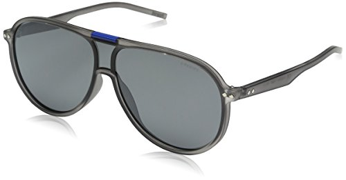 Polaroid Unisex-Erwachsene Pld 6025/S Jb Tjd 99 Sonnenbrille, Grau (Greyilmir)