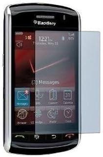 Hi-Tec [5-pack] TECHGEAR skärmskydd för Blackberry STORM2 9520/9550 osynligt skärmskydd med rengöringsduk
