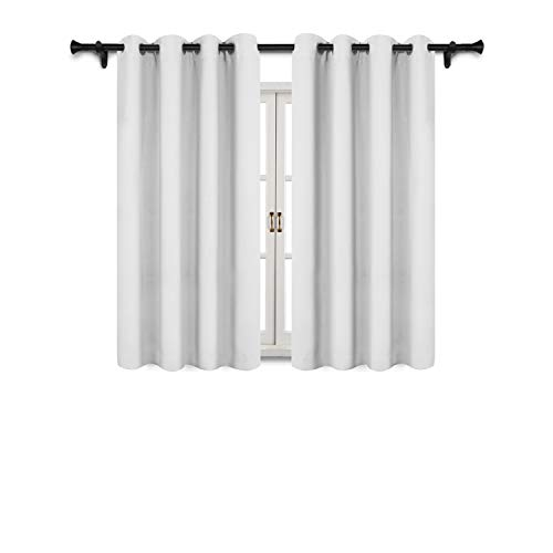 SUO AI TEXTILE Thermal Insulated Drapes Grommet Top Blackout Room...