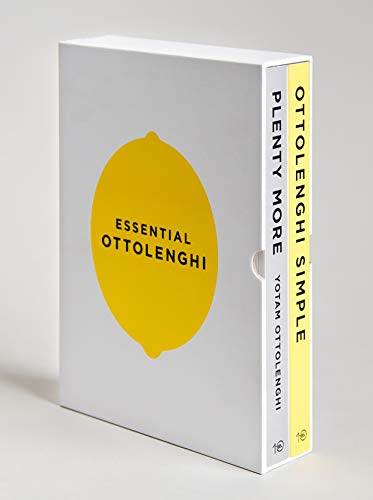 Essential Ottolenghi. Plenty More and Ottolenghi Simple: [special Edition, Two-Book Boxed Set]