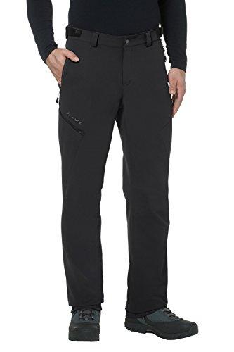 VAUDE Men's Jutul Pants Pantalon pour Homme Noir Noir 46