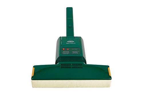 Vorwerk Teppichreiniger Teppichfrischer VTF 731 oder VTF 732 mit 2 Packungen Reinigungspulver - elektrischer für Kobold VK 120 121 122 130 131 135 136 - Gebraucht mit 3 Jahren Garantie