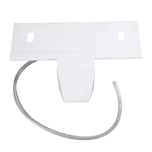 Generic Badezimmer Toilette Bidet Wassersprühsitz Sitzbefestigung Nicht elektrischer Shattaf Kit Weiß