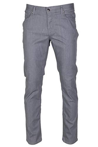 ALBERTO Herren Jeans Pipe Regular Slim fit leichte Qualität 35/34