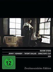 JFK - Tatort Dallas. Zweitausendeins Edition Film 334.