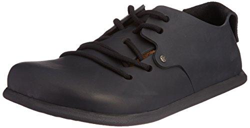 BIRKENSTOCK Shoes Unisex-Erwachsene Montana Derby, Schwarz (Schwarz), 41 EU