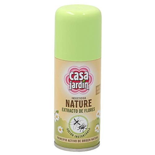 CASA JARDÍN insecticida nature spray 100 ml