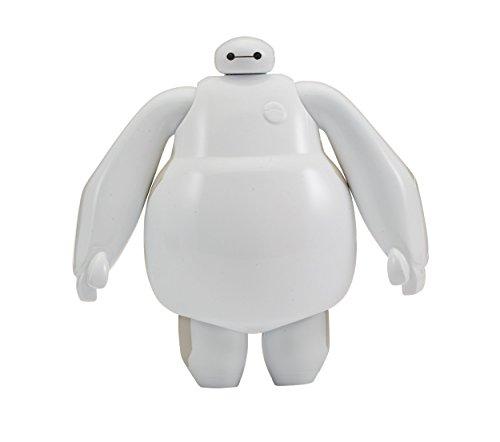 (White Baymax) - Big Hero 6 Action Figure, White Baymax