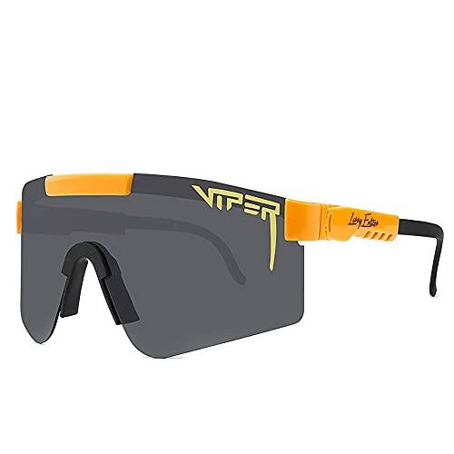 NAINAIWANG Gafas Polarizadas Fotocromáticas Deportivas Protección UV400 para MTB Ciclismo Running Conducir Pescar para Bicicleta MTB Montaña Ciclismo Running Deportes Unisex Hombres Mujeres