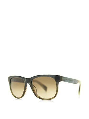 Jil Sander Sonnenbrille 721S-067 (54 mm) grau/braun