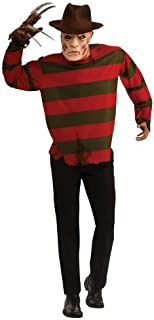 Nightmare On Elm Street Adult Freddy Krueger Costume