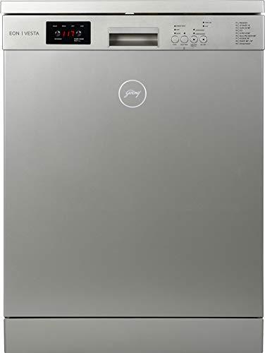 Godrej Eon Steam Wash Technology Dishwasher