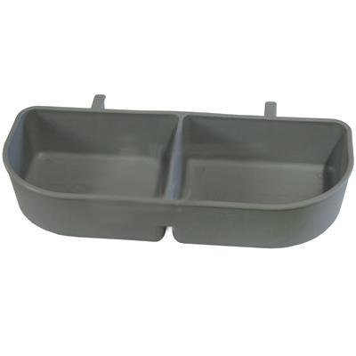 Pet Crate Carrier Cup Double Md